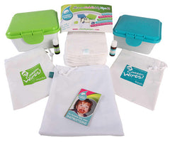 Cheeky Wipes - Baby Wipes All in One Kit