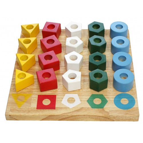 Qtoys -  Stacking Pegs