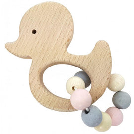 Hess-Spielzeug Griffon Duck - Natural Pink - Eco Child