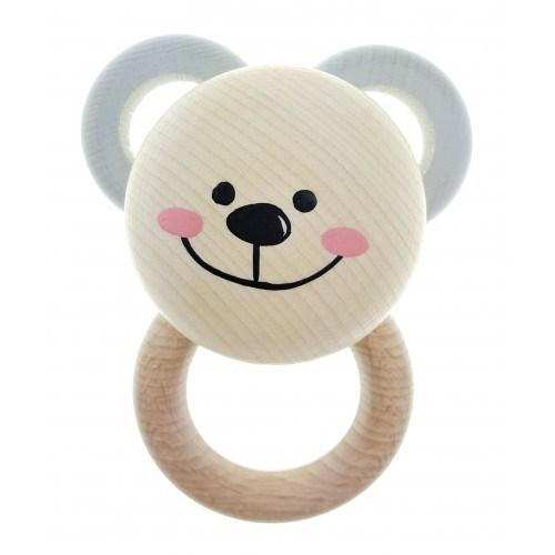 Hess-Spielzeug Teether -Bear Natural - Eco Child