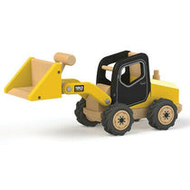 Tidlo - Wooden Front End Loader - Eco Child