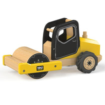 Tidlo - Wooden Road Roller - Eco Child