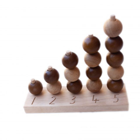 Qtoys - Natural Counting Balls, , Best Sellers, cf-type-wooden-toys, educational, playtime, QTOYS, toys, Wholesale-HIDE, Wooden Toys, Toys, wooden toys for babies, baby toys, newborn toys, baby wooden toys, wooden toys, sustainable, Eco friendly, environment friendly, Eco, Natural, eco products in Australia