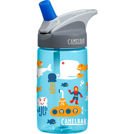 CamelBak Kids- Eddy Kids Water Bottles 0.4L - Sea