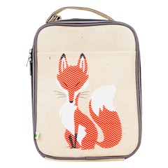 Apple & Mint - Lunch Bag - Fox