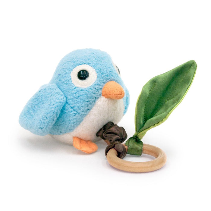 Apple Park - Crawling Critter Teething Toy - Birdie