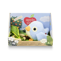 Apple Park - Crawling Critter Teething Toy - Birdie - Eco Child