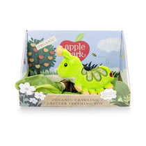 Apple Park - Crawling Critter Teething Toy - Caterpillar - Eco Child