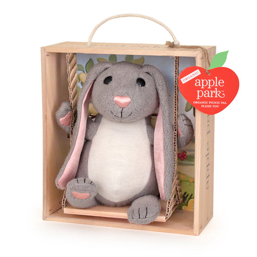Apple Park - Bunny Swinging In Crate