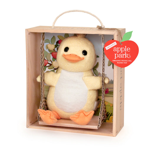 Apple Park - Ducky Swinging In Crate