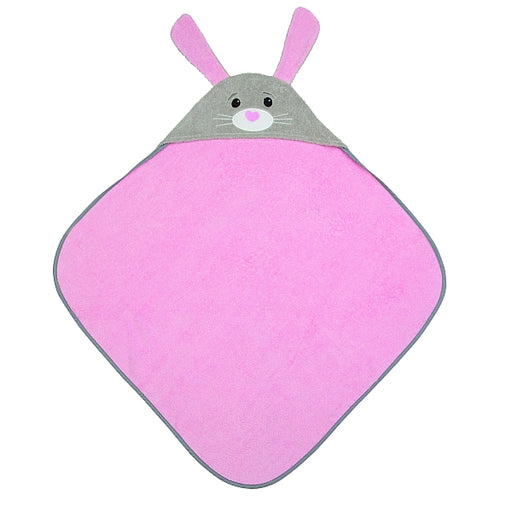 Apple Park - Hooded Towel - Bunny