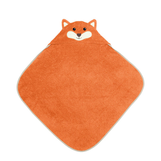 Apple Park - Hooded Towel - Fox