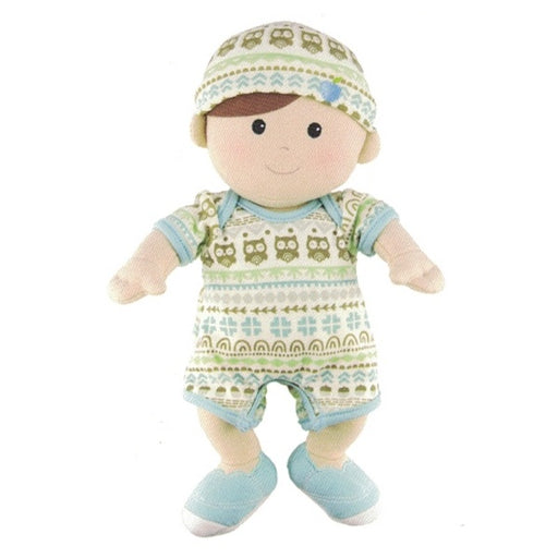 Apple Park - Organic Toddler Doll - Boy