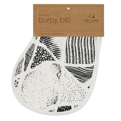 Aden and Anais - Bamboo Burpy Bib - Midnight