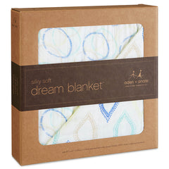 Aden and Anais - Silky Soft Dream Blanket - Sprout