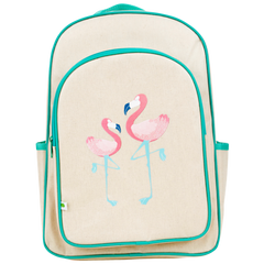 Apple & Mint - Big Backpack - Flamingo