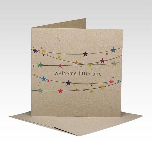 Rhi Creative - Welcome little one - Gift Card