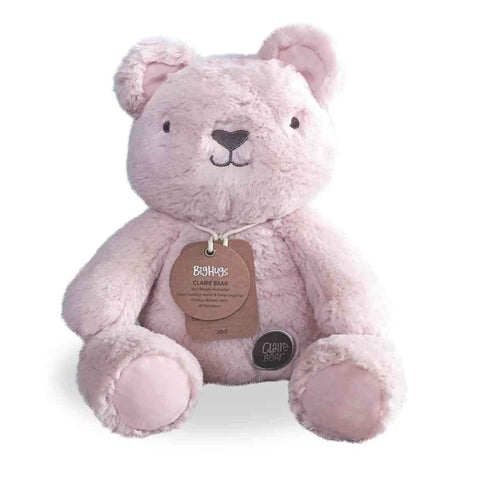 OB Designs - Huggies - Claire Bear - Pink