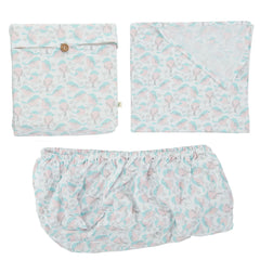Tiny Twig -  Bassinet Sheet Set – Love Birds