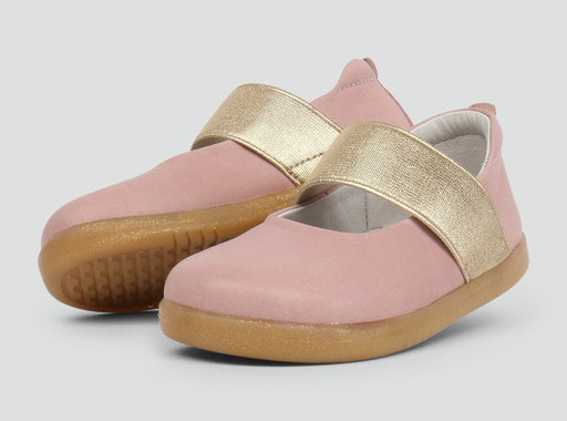 Bobux -I WALK - Demi Ballet Shoe - Blush