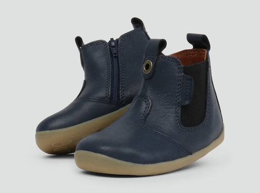 Bobux - Step Up - Jodphur Boot - Navy