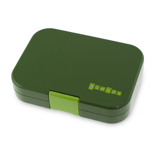Yumbox - Original - 6 Compartment - Brooklyn Green