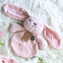 OB Designs - Comforter - Betsy Bunny - Pink - Eco Child