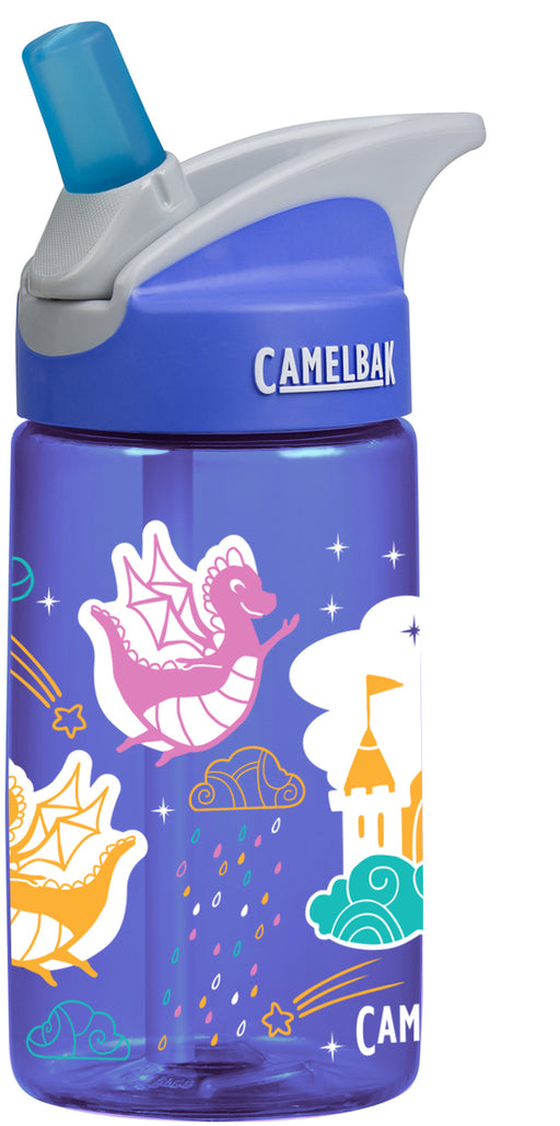 CamelBak Kids- Eddy Kids Water Bottles 0.4L - Dragons