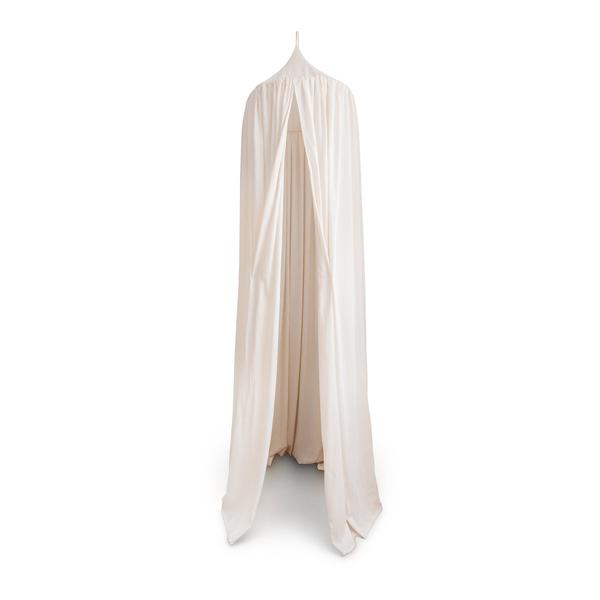 OB Designs - Handmade Boho Luxurious Canopies - Vanilla Linen Canopy - Eco Child