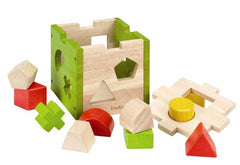 Ever Earth - Shape Sorter Box