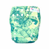 EcoNaps - Reusable Modern Cloth Nappy - Tropical Palms