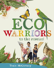 Eco Warriors to the Rescue! Book