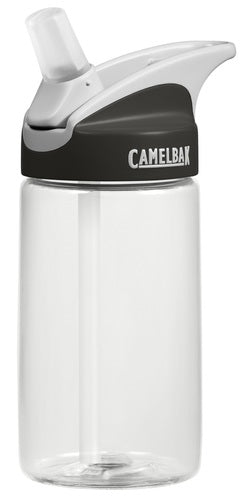 CamelBak Kids- Eddy Kids Water Bottles 0.4L - Clear