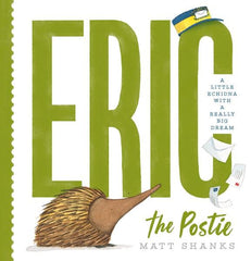 Eric the Postie - Hard Cover Book