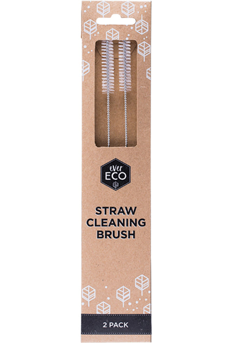 Ever Eco - Straw Cleaning Brush - 2 Pack