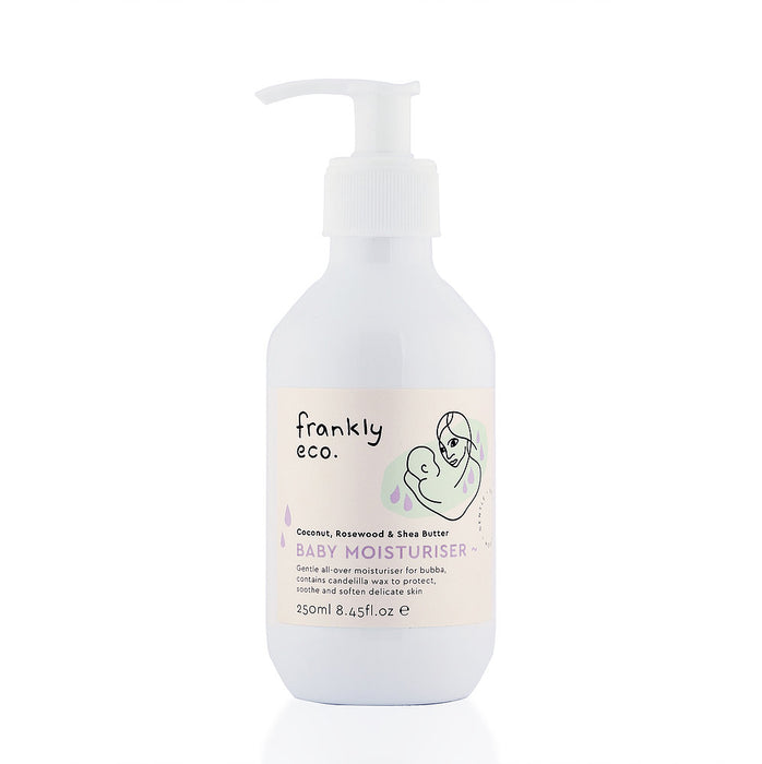 Frankly Eco - Baby Moisturiser 250ml