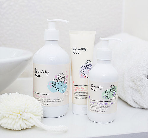 Frankly Eco - Baby Trio Gift Pack