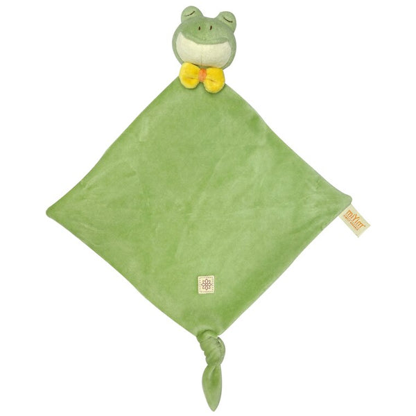MIYIM - LOVIE 100% Organic BLANKET - Frog - Eco Child