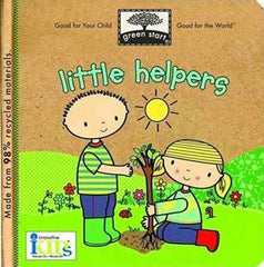 Green Start Book - Little Helpers