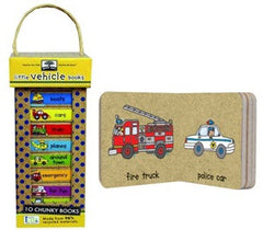 Green Start - Book Tower - Little Vehicles