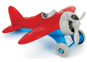 Green Toys - Recycled Plastic Airplane
