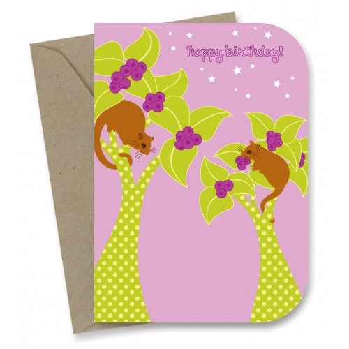 100% Earth Friendly Gift Cards - Possums Play