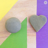 Happy Hands Happy Hearts Natural Playdough 400g - Spearmint