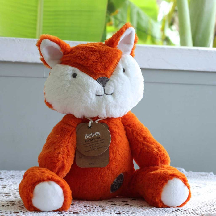 OB Designs - Huggies - Phoebe Fox - Orange