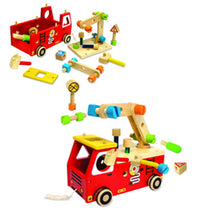 I'm Toy - Fire Fighter Builder - Eco Child