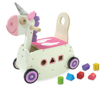 I'm Toy - Rock and Ride Sorter Unicorn - Eco Child