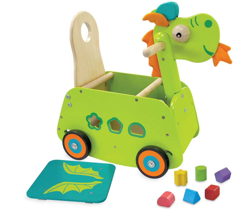 I'm Toy - Rock and Ride Sorter Dragon