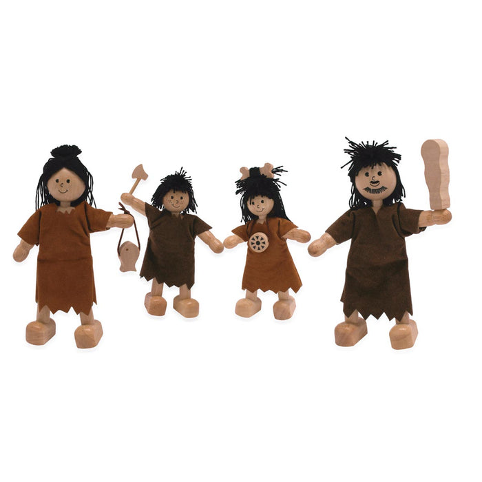 I'm Toy - Cavemen Family