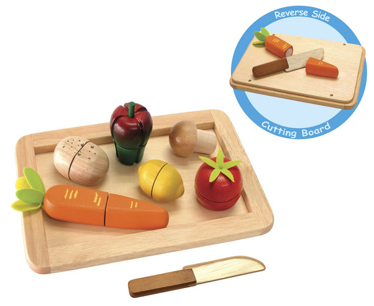 I'm Toy - Vegetable Chopping Set