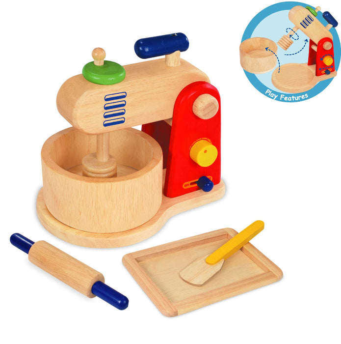 I'm Toy - Baking Set with Food Mixer